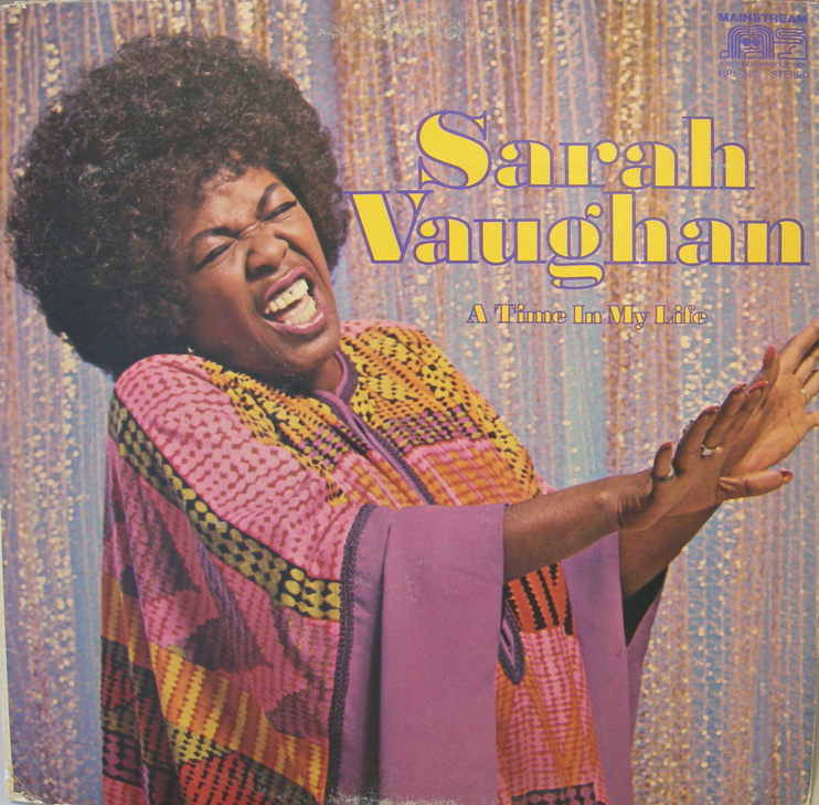 The Divine Sarah Vaughan